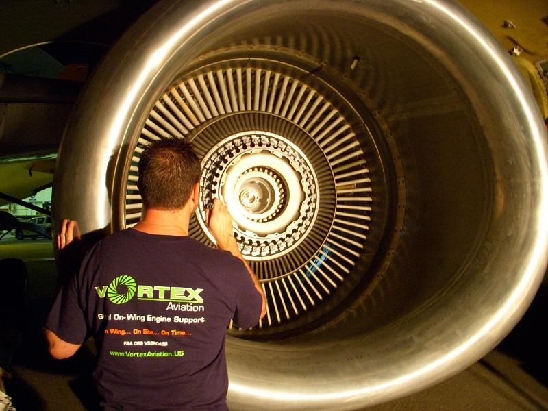 International Aircraft Engine Repair & Maintenance Company